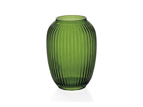 Jarra em vidro verde
