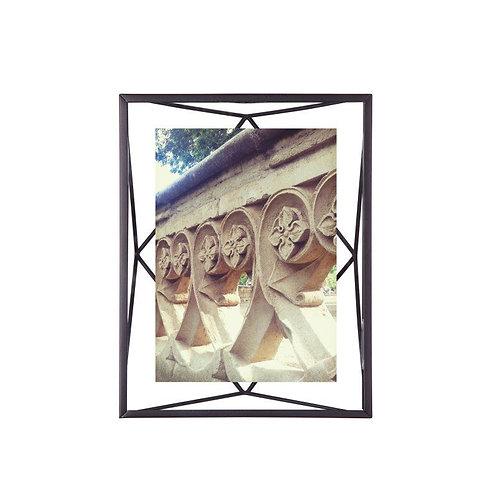 Moldura Prisma para fotos 13x18, preta