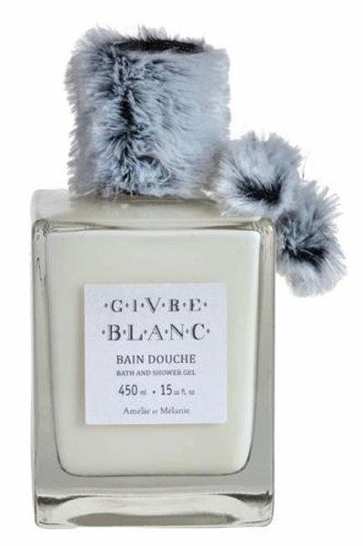 Bain douche, 450ml, Givre Blanc