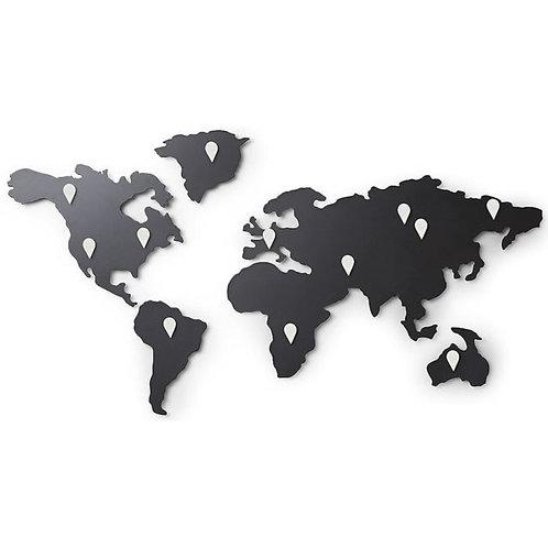 Mapa metálico
