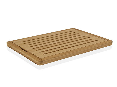 Tábua para pão em bambu