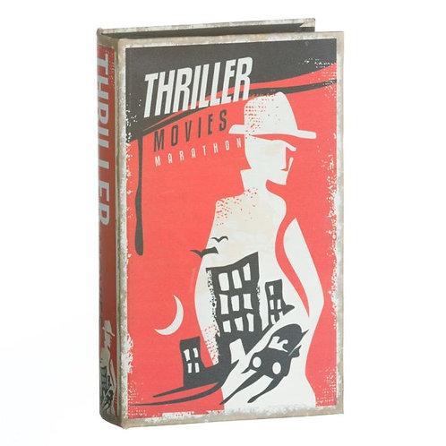 Cx livro thriller