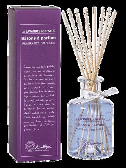 Batons a parfum 200ml Lavandes de Nestor 85º
