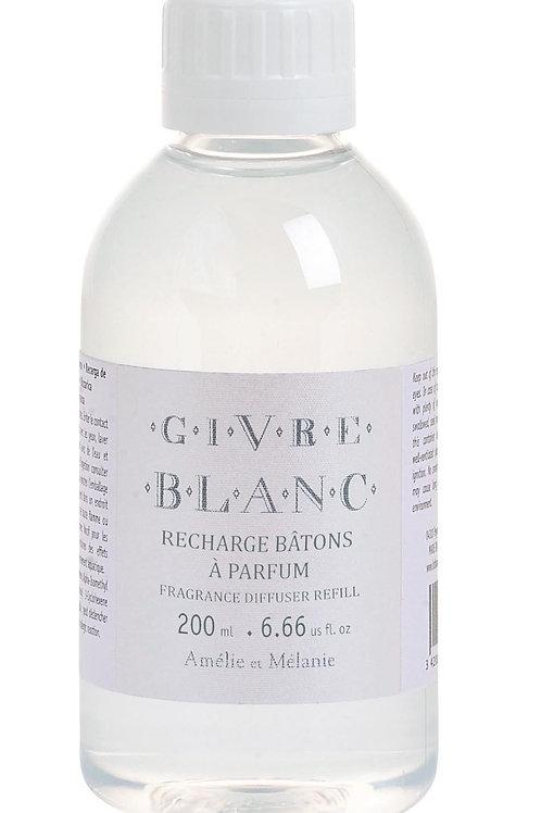 Recarga Baton à Parfum 500ml, Givre Blanc