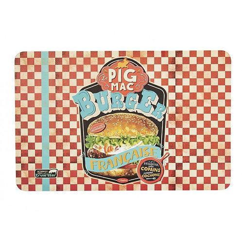 Set 2 individuais - Pig mac