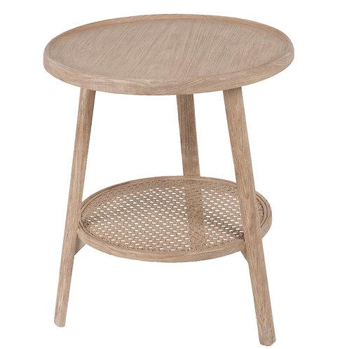 Mesa de apoio, em madeira