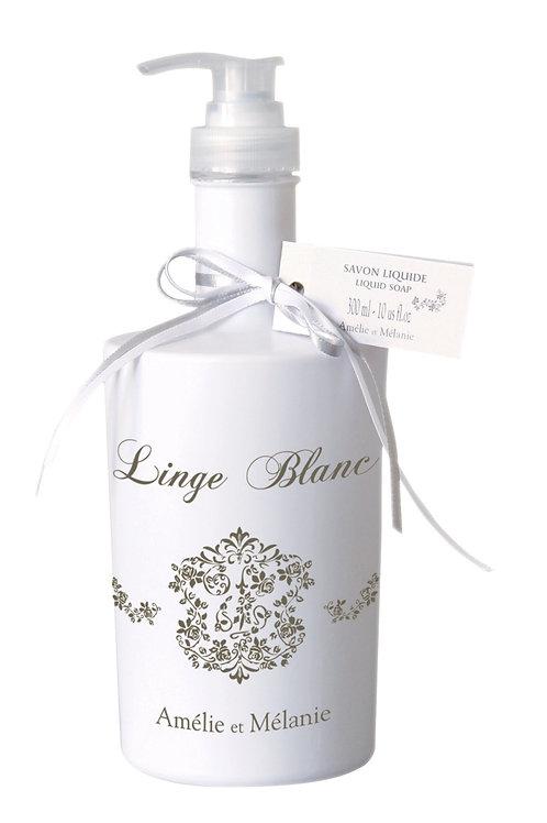 Sabonete liquido, Linge Blanc, 300ml