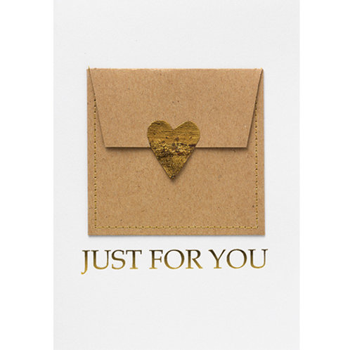 "Postal ""Just for You"""