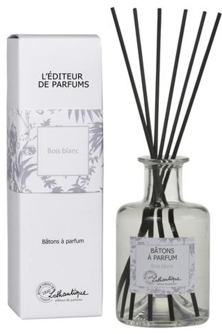 Batons à parfum Bois Blanc 200ml