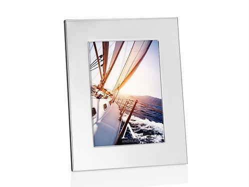 Moldura em metal para fotos 10x15cm