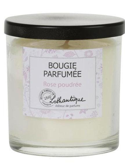 Vela perfumada Rose Poudree 160g