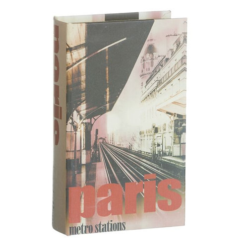 Cx livro Paris