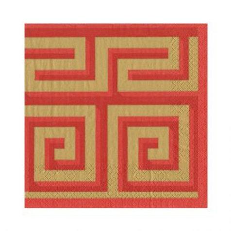 Guardanapos - labirinto