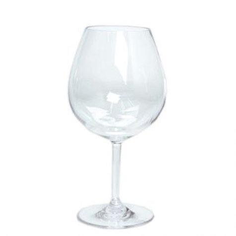 Set 6 copos de vinho tinto  em acrilico