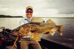 Lake of the Woods holds so many Walleyes