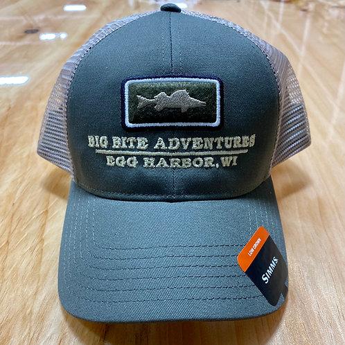 Simms Walleye Icon Trucker Hat