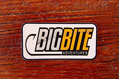 Big Bite Adventures Decal