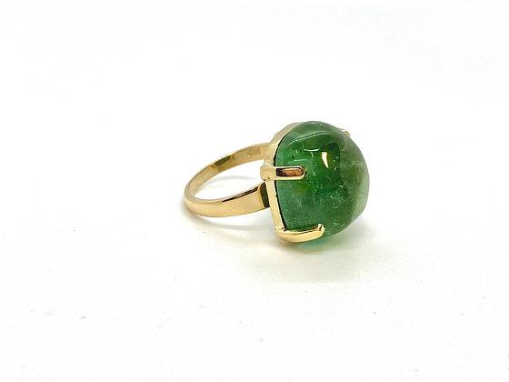 14k Green Tourmaline