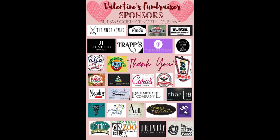 First Annual ASNLa Valentine's Event