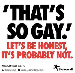 Thats so gay