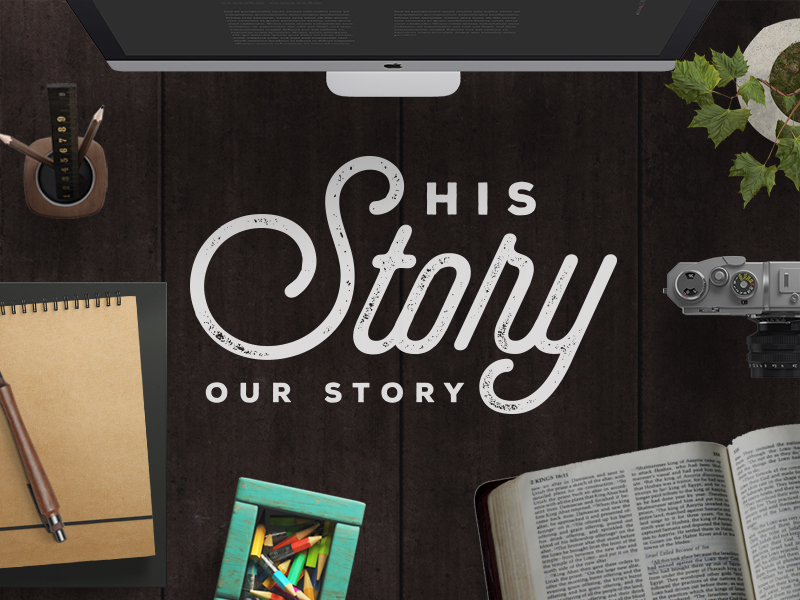 His Story Our Story