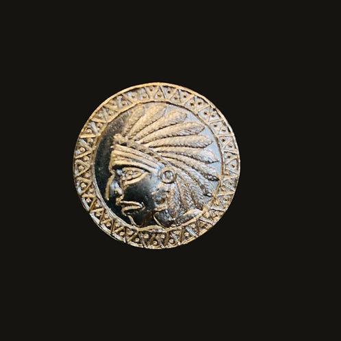 Medalla Indio silver