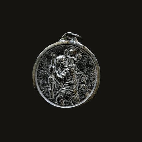 Medalla San José silver