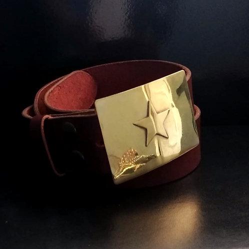 Cinturón Estrella Dorada
