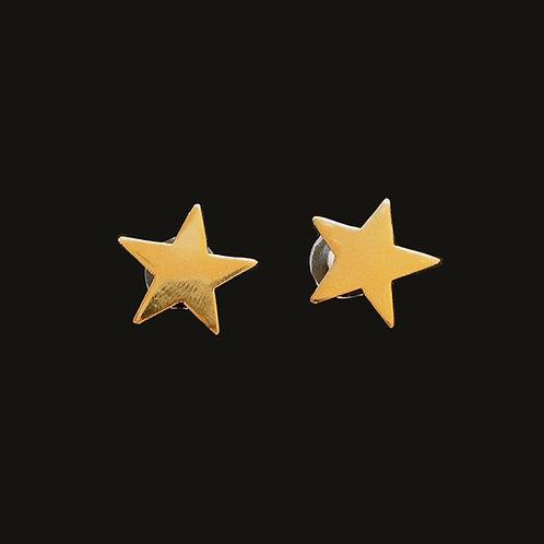 Aros estrella Bronce