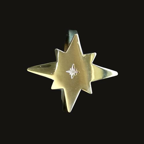 Esclava Estrella Belén Bronce