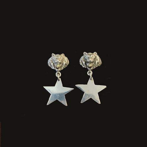 Aro León Estrella Silver