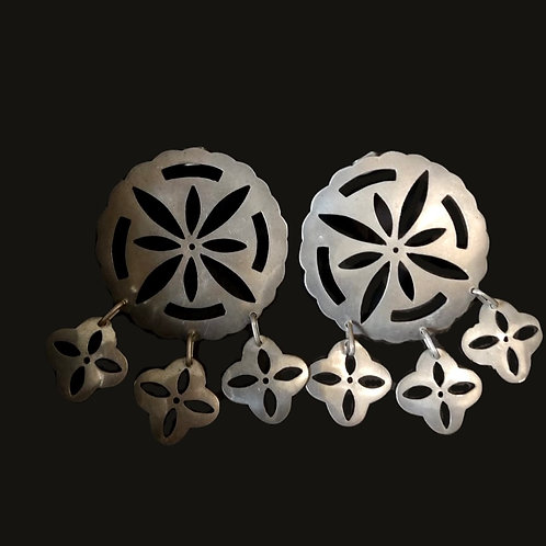 Aros Mandala Silver