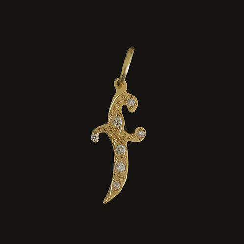 Colgante Espada Gold (consultar precio)