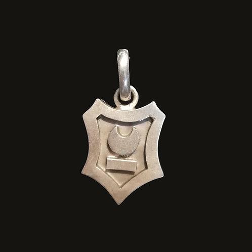 Escudo Luna Silver