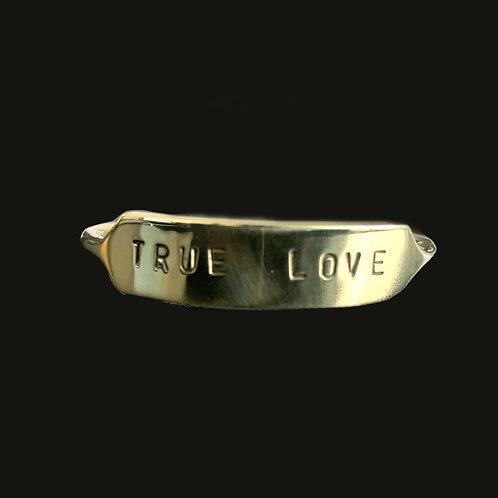 Esclava TRUE LOVE Bronce