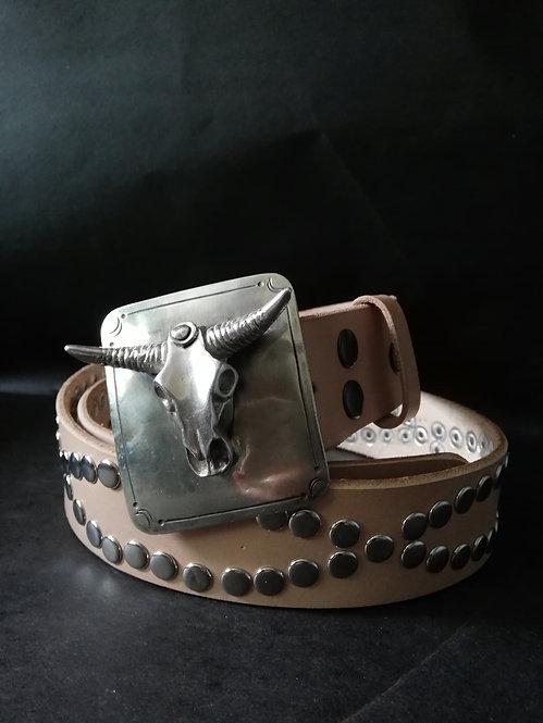Cinturón Carnero Silver
