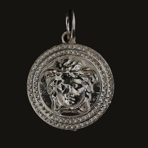 Medalla Medusa Silver