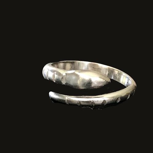 Anillo Culebra S Silver