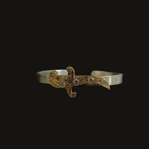 Esclava Espada Gold (consultar precio)