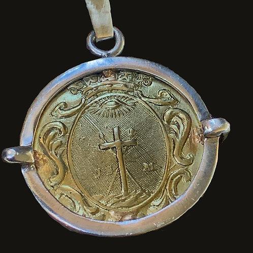 Medalla Cruz Gold