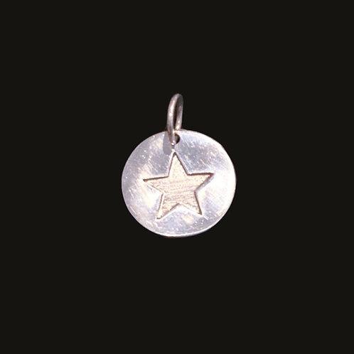 Medalla Estrella Silver M