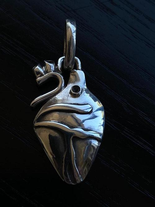Corazón Real Silver