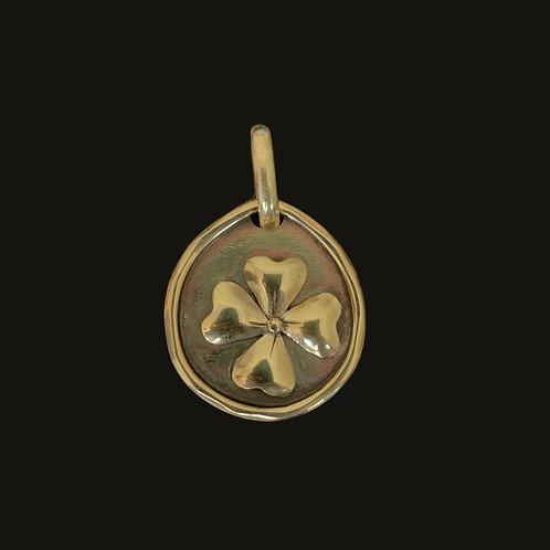 Medalla Trébol Bronce