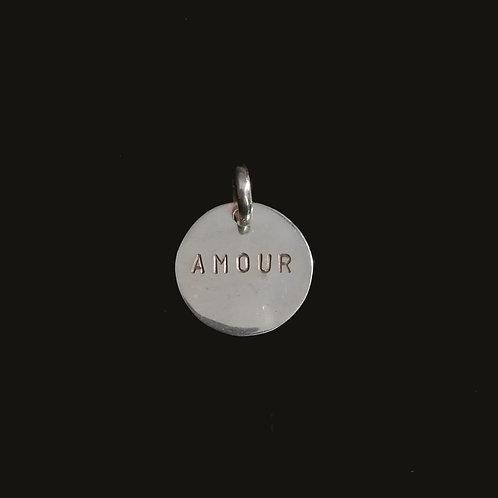 Medalla Amour Silver