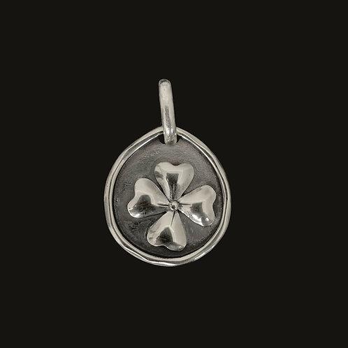 Medalla Trébol Silver