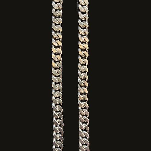 Cadena Grumet XL  Silver
