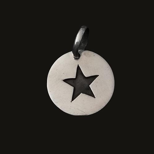 Medalla Estrella Silver S