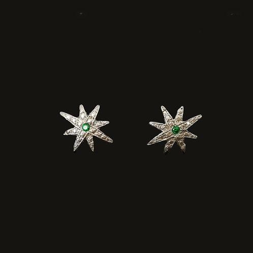 Aros Estrella Silver