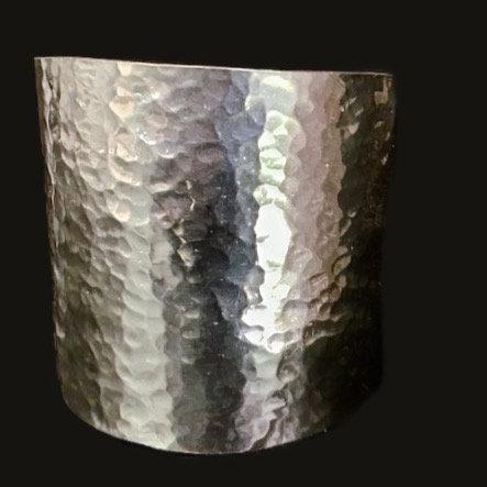 Esclava Martillada Silver