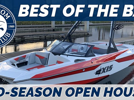 Best of the Bay Mid-Season Open House!